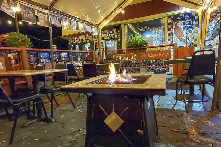 Sals Fire Pit